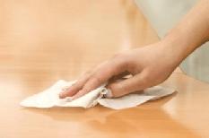 Limpieza y desinfección de superficies con Dióxido de Cloro
